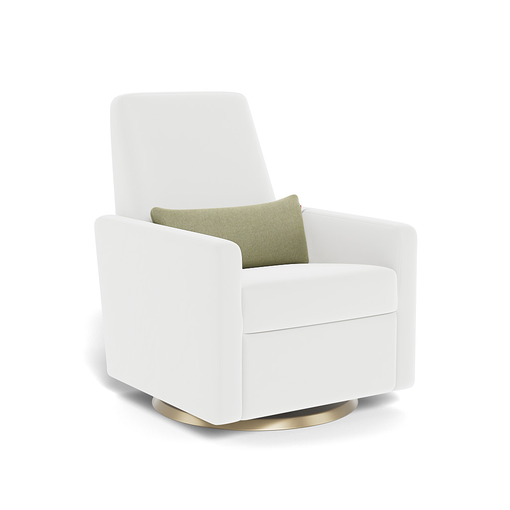 Grano glider recliner modern nursery chair