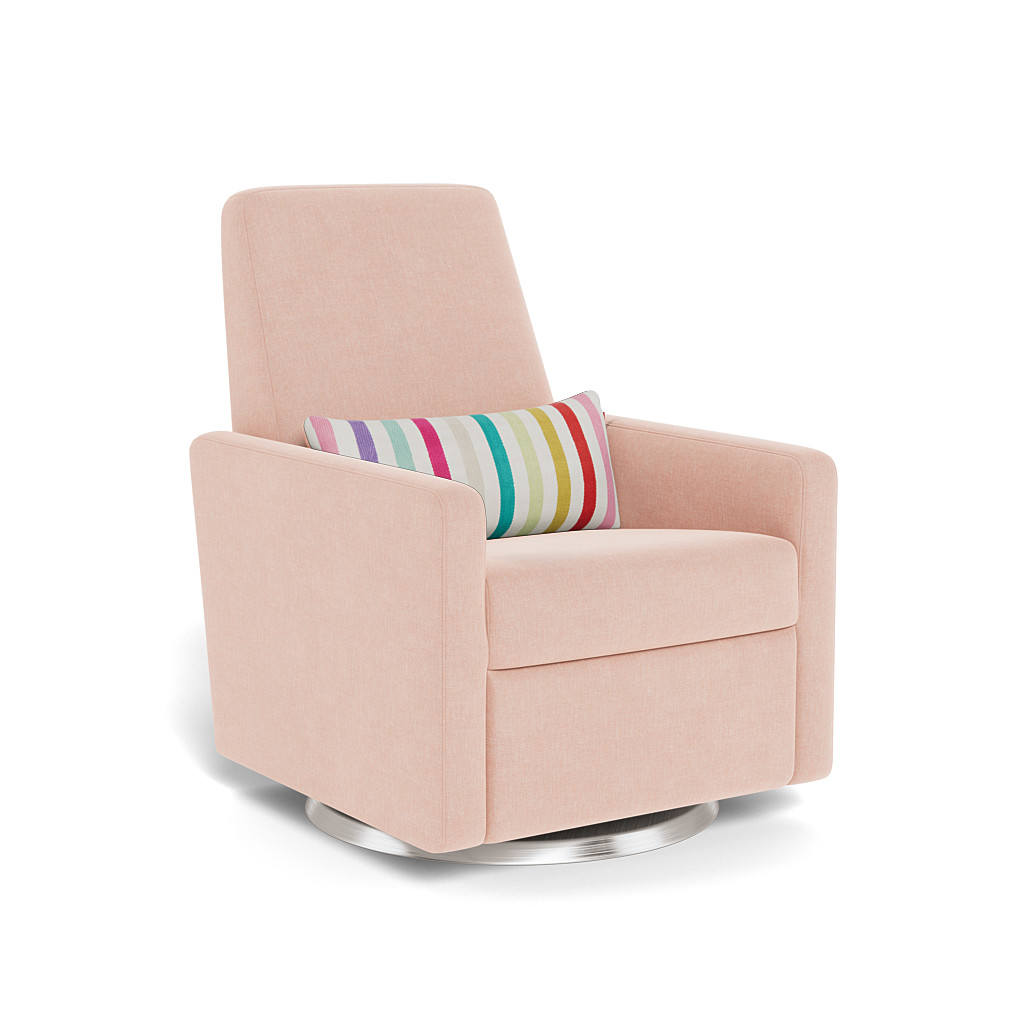Motorized Grano glider recliner modern nursery chair