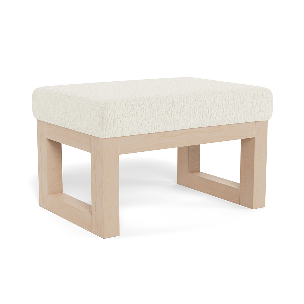 Faux Sheep Joya ottoman