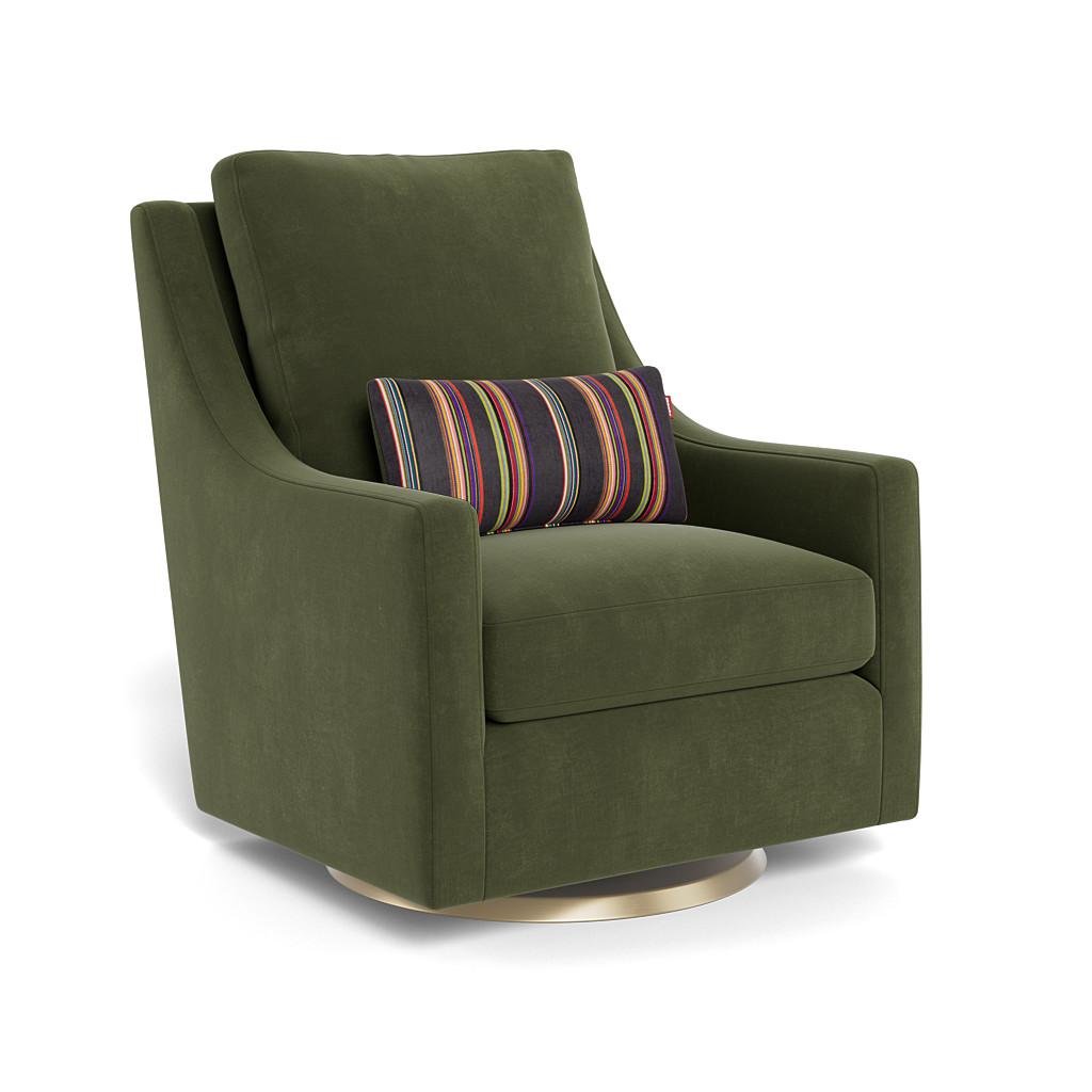 Vera glider modern nursery chair